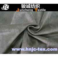 Quality 2015 New Design Burnout Fabric 100% Polyester Warp Knit Velboa Fabrics for Sofa Cover for sale