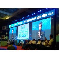 Indoor Large LED Advertising Screen Display  1920Hz Refresh Rate Manufactures