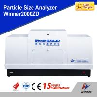 China Lab research use automatic Wet sampleing winner2000ZDE laser particle size analyzer for ceramic industry on sale