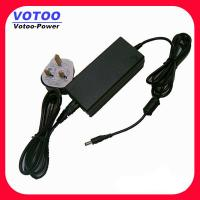 Input 240v Output 12V 6A AC Adapter For Electronic ATM Machine , AC Universal Adapter Manufactures