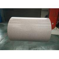 Coloured Prepainted Galvalume Steel Coil Full Hard JIS G 3318 Heat Reflective Manufactures