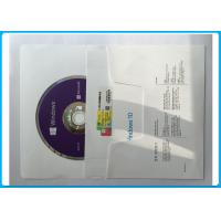 Windows 10 professional 64 bit DVD + OEM Coa Key License Mutilanugage Language FQC -08983 Manufactures