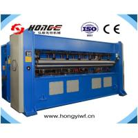 Buy cheap 6m Double Board Needle Punching Machine High Performance Customized Needle Density from wholesalers