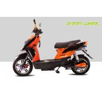 20Ah Electric Scooter 60V 500W Motor Disc Brake With LED Headlamp Manufactures