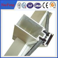 Quality New! aluminum wall profiles, aluminum extrusion profiles, curtain wall aluminium for sale