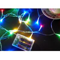 3AA Battery Operated Decorative String Lights 20 F5 Mini LED Bulbs 2 Meters Long Manufactures
