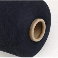 High quality Ne10s/1 Recycled cotton yarn 50% polyester 50% cotton carpet yarn Manufactures