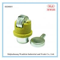 Immersion sampler for molten steel with round disc Manufactures