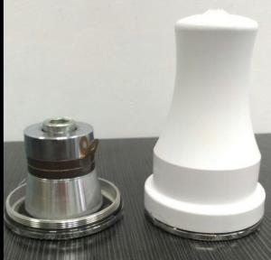 China 70mm 35Khz Ultrasonic Cavitation Transducer , Piezoelectric Ceramic Transducer on sale
