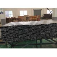 Precision Round Aluminum Tubing 3003 H111 For Heat Exchanger Cooling System Manufactures
