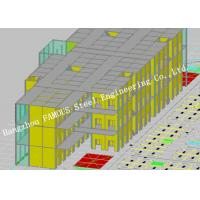 Quality Commercial Low Rise Steel Structure Building Design Architectural and Structural Engineering Designs for sale