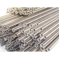 A213 Austenitic TP316Ti Seamless Stainless Steel Pipe 316L 316 SS Tubing Manufactures