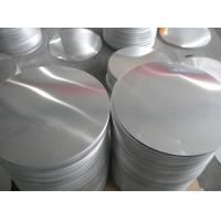 Roller Coated Aluminium Circle Disc Plate For Anodisation And Pressure Cookware Manufactures