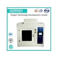 IEC60950 A.5 Hot Flaming Oil Tester Manufactures