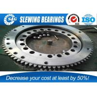 preferred double row ball slew bearings for tower cranes and truck cranes Manufactures