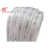 32mm personalized printed ribbon For Wrapping Products , logo printed gift wrap ribbon