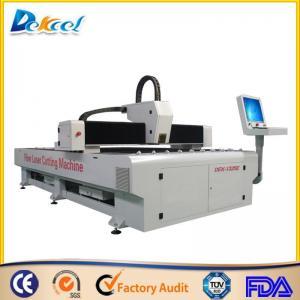 China Intelligent Fiber Metal Sample Cutting Solution Machine Ipg/Raycus Laser 500W/1000W wholesale