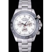 Rolex Cosmograph Daytona White Dial Stainless Steel Bracelet rl470 Crideit card payment Manufactures
