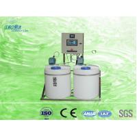 China Aluminum PLC Control SEKO Chemical Dosing Unit For Waste Water Treatment on sale
