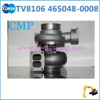Quality TV8106 Metal Engine Parts Turbochargers For Energy Saving 465048-0008 1W6551 for sale
