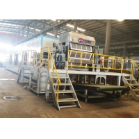 China 3000-4500 PCS Rotary Paper Pulp Egg Tray Forming Machine on sale