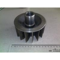 Precision Lost Wax Casting Brass Impeller Casting With Die Forging Process Manufactures