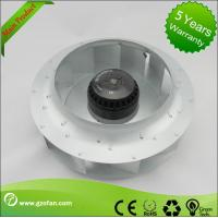 Advanced Roof Ventilation AC Centrifugal Fan Blower Backward Curved Manufactures