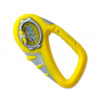 Sport Watch Plastic Water Resistance Mountain Watch LCD Screen Manufactures