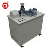 Plating Slicing Skewing Instrument Cable Tester With Two Parallel Rollers Manufactures