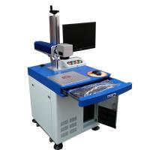 China 20W Fiber Laser Marking MachineText On Metal Odm Two Years Guarantee on sale