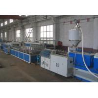 PVC Window-Sill Board Extruding Line Manufactures