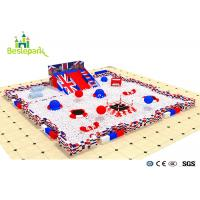 Anti - static Large Indoor Playground , Million Ball Pool Baby Soft Play Equipment Manufactures
