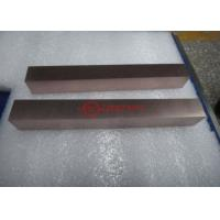 China Heat Resistant Copper Tungsten Alloy Electrode Heat Sink Tungsten Copper Switch Contact on sale