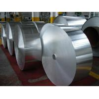 Mill Finish Steel Aluminium Foil Roll Cold Drawn Alloy / Non - Alloy 0.08-0.3 mm Thickness Manufactures
