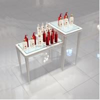 china custom made cosmetic store showcase Manufactures