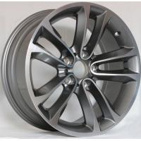 1-piece Forged Wheels Car rims For BMW X1 / Gun Metal Machined Customized 19 inch Forged Alloy Rims Manufactures