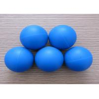 Food Grade Custom Silicone Rubber Ball For Machinery / Bathroom Facilities Manufactures