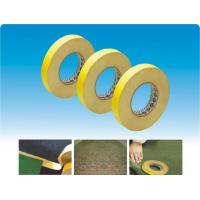 Customized Yellow Double Sided Carpet Tape Self-Adhesive Tapes Manufactures