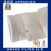 5 Micron Teflon PTFE Filter Bag For Waste Incinerator Dust Collection Manufactures