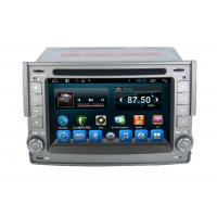 Central PC Car Multimedia Player For H1 Android GPS Navigation Touch Screen Manufactures