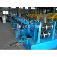 C / Z Interchange Roll Purlin Forming Machine for Supporter of Roof and Wall