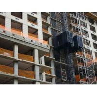 Efficient Building Material Hoist High Stability Strong Carry Capacity Manufactures