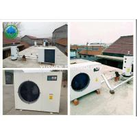 China High Temperature Home Air Source Heat Pump Cooling And Heating Function on sale
