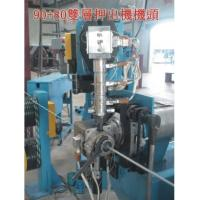 Double Layers Co-Extrusion Cable Extrusion Line Machine type are HR-Φ70+Φ40, HR-Φ90+Φ80 and HR-Φ120+Φ90 Manufactures