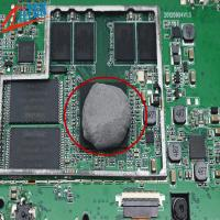 Silicone Thermally Conductive Putty Continuous Use Temp Gray Soft DSP Chip Manufactures