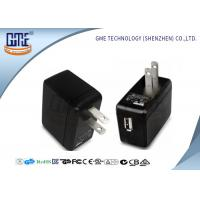 Wall Mounted Universal USB Power Adapter European Standard UL Certificated Manufactures
