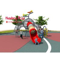 China Middle Kids Climbing Play Equipment Like Big Soccer Ball Limit Excited Exploration on sale