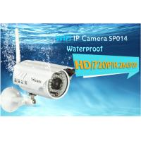 Sricam SP014 H.264 waterproof outdoor ip P2P long range mini wireless camera Manufactures