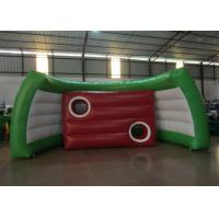Inflatable Football Gate Shooting Inflatable football game outdoor inflatable football simple game Manufactures