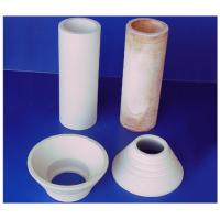 Buy cheap High Temperature 95% ~ 99% AL2O3 Aluminum Oxide Alumina Ceramic Tubes For from wholesalers